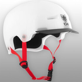 TSG Evolution Visor ABS White (160)
